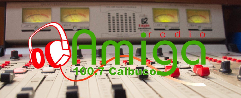Radio Amiga Fm PRIMERA SINTONIA EN LA COMUNA